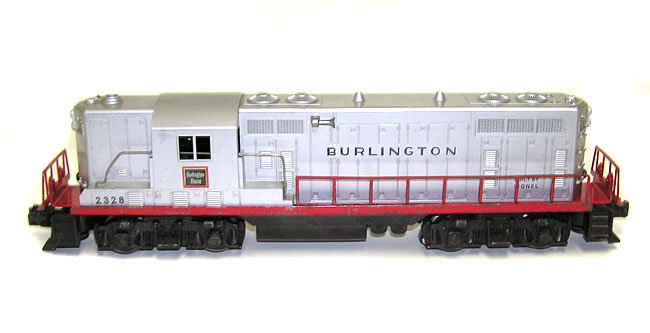 Lionel No 2328 Burlington Gp