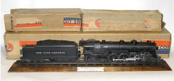 Lionel 700E 4-6-4 Scale Hudson