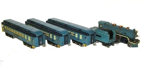 Lionel SG Blue Comet Set w/ 390E